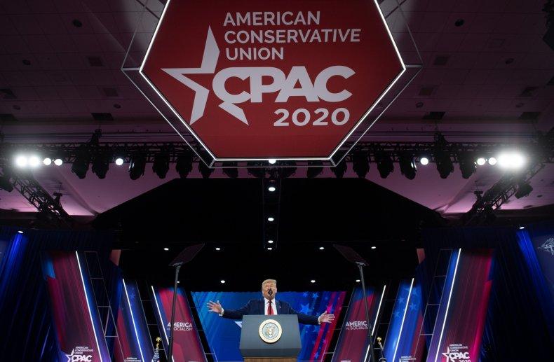 Trump CPAC Democrats socialism