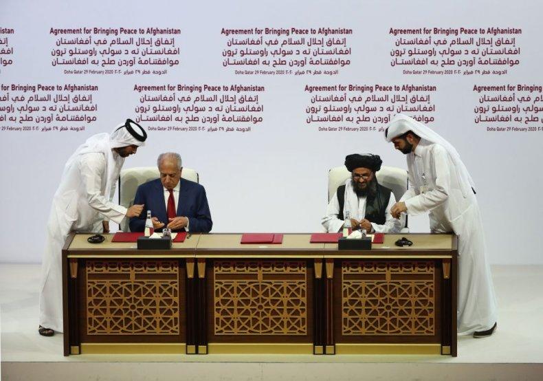 Afghanistan agreement