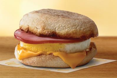 McDonald's Egg McMuffin