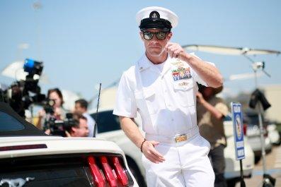 Eddie Gallagher, Navy SEALs, Donald Trump, 2020