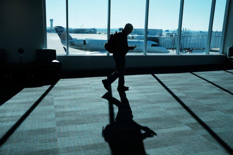 coronavirus flight cancellations travel advisory
