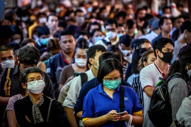 Coronavirus Thailand March 2020