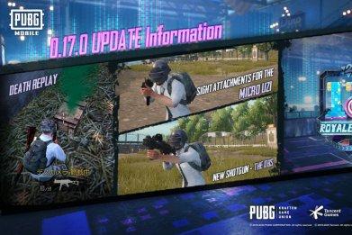 pubg mobile 0170 patch notes