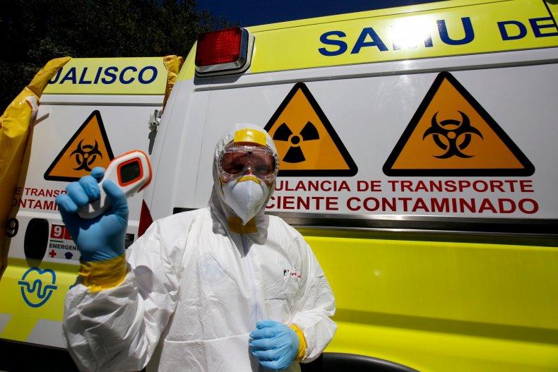 coronavirus cases, covid-19, mexico, getty