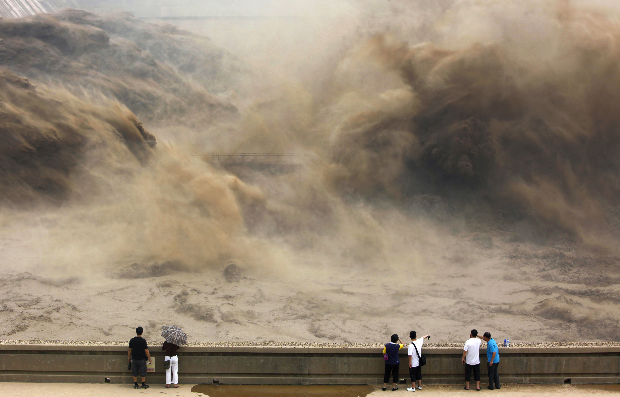 Catastrophic Flood That Killed 300,000 People Entombed Many in the Walls ofAncient Chinese City