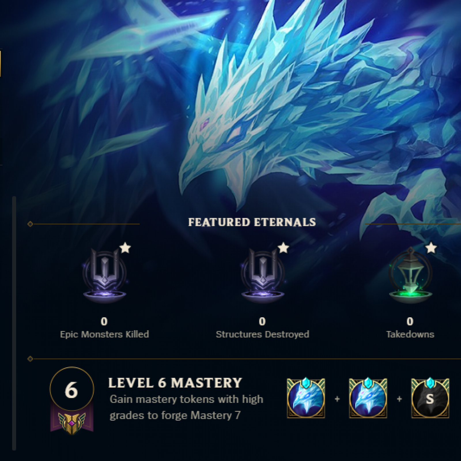 League Of Legends Eternals Guide Prices How To Use Paid Achievements