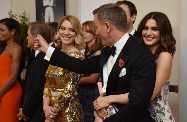 How Daniel Craig and Rachel Weisz Met