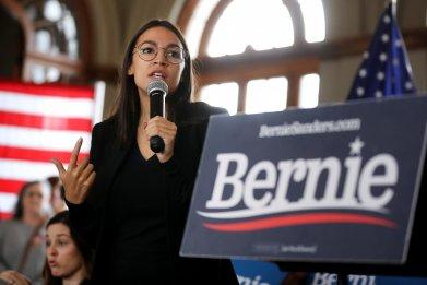 Bernie Backers Want Sanders Broaden Coalition Support