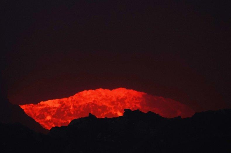 volcano live with nik wallenda