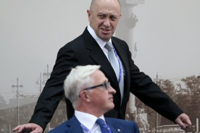 Vladimir Putin, Yevgeny Prigozhin, meddling, trial, 2016