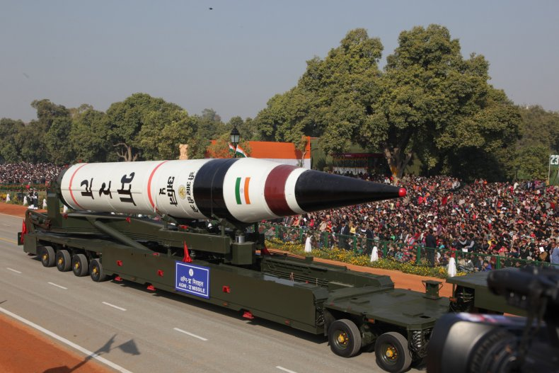 India, ICBM, nuclear weapons, NPT, proliferation