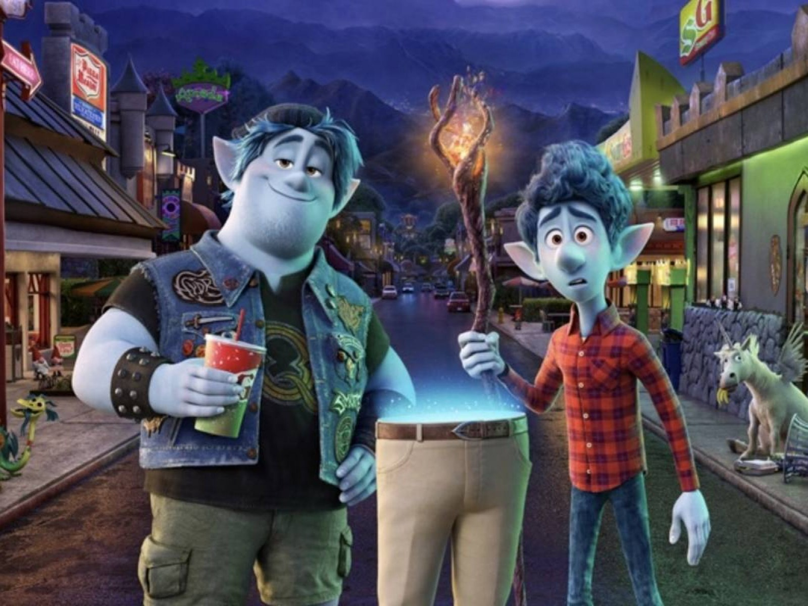 Onward' Disney Plus Release Date: Disney Announces Early Streaming ...