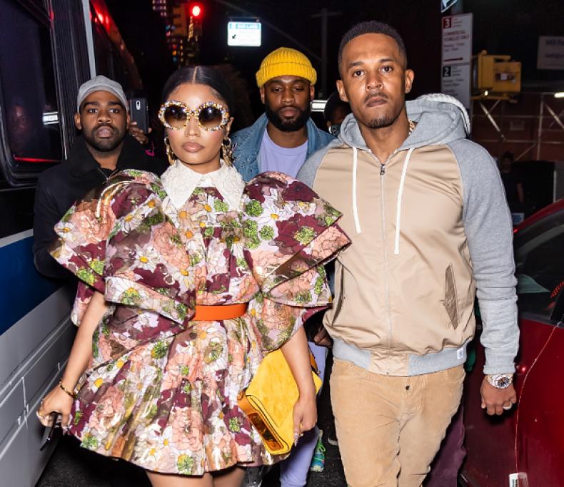 Why Did The Police Arrest Nicki Minaj's Husband Kenneth Petty?