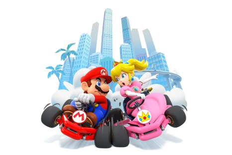 mario kart tour multiplayer artwork