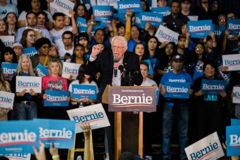 Bernie Sanders, campaign, Russia, meddling, Joe Biden