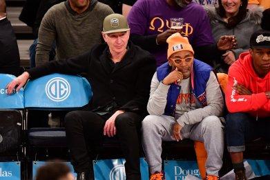 Spike Lee, New York Knicks