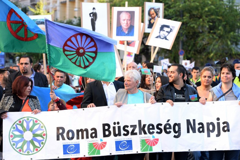 Roma, Hungary, Viktor Orban, Donald Trump, discrimination