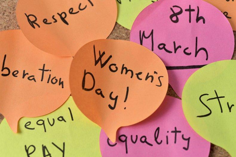 iStock International Women's Day