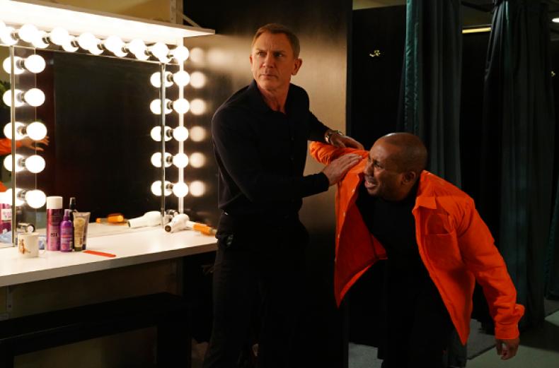 Watch Daniel Craig Host 'Saturday Night Live'