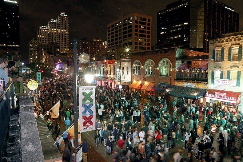 2015 South By Southwest festival Austin Texas