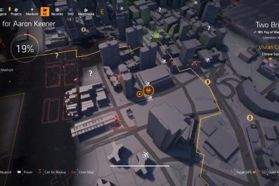 division 2 shd bridges 1 map