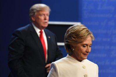 hillary clinton donald trump economy