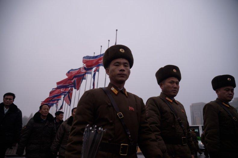 North Korea, soldiers, coronavirus, outbreak, infection, COVID-19