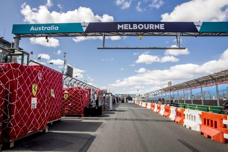Melbourne, Formula 1