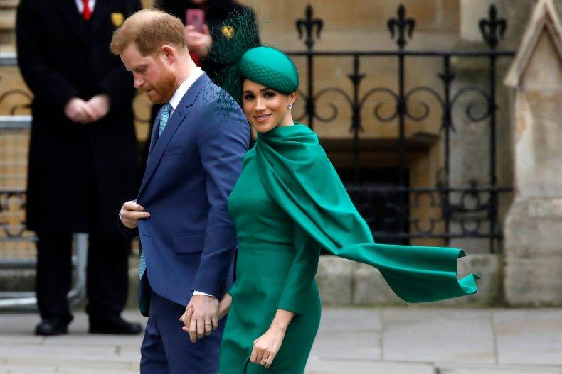 Meghan Harry final royal appearance