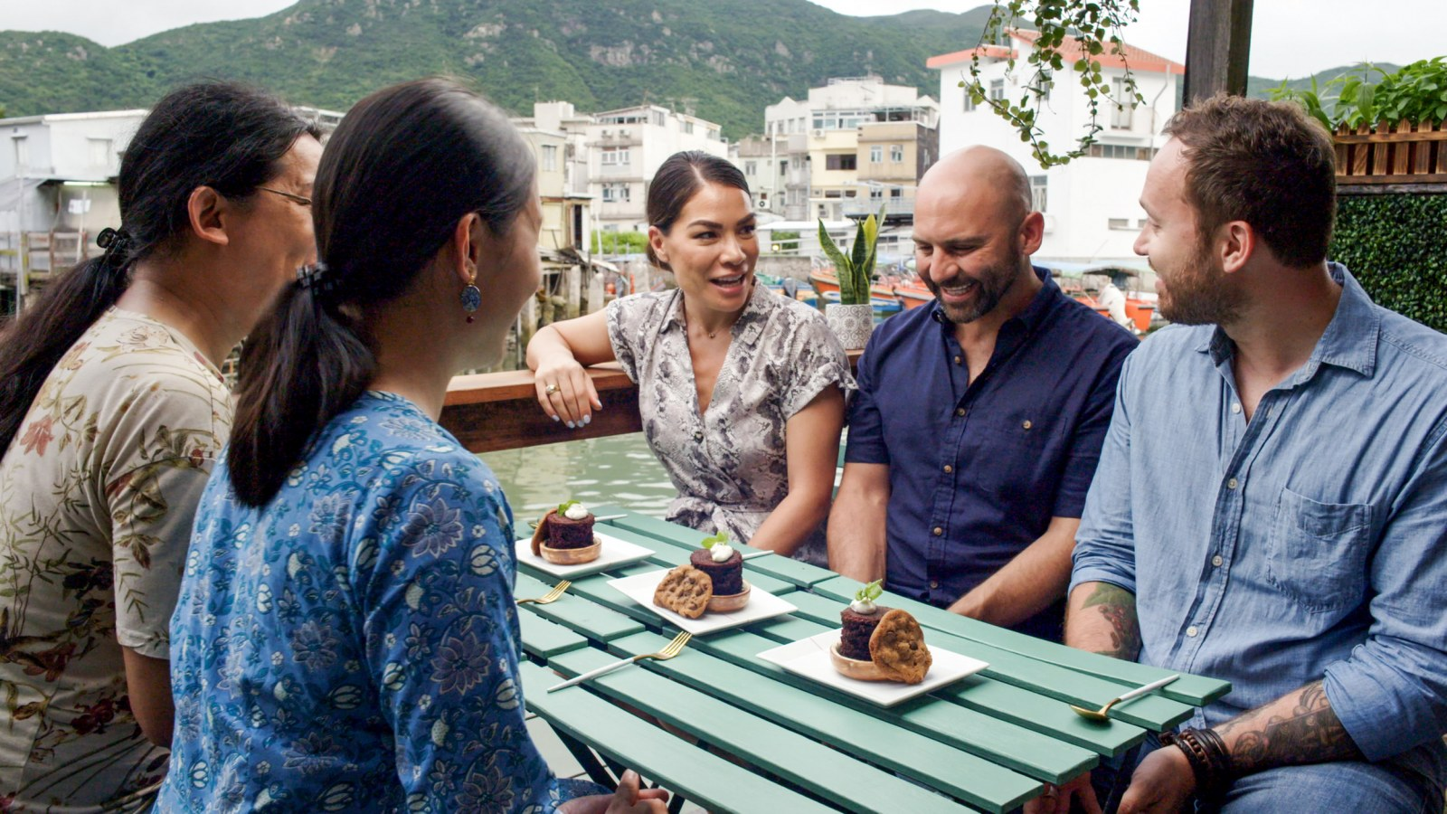 Restaurants On The Edge Hosts Dish About New Netflix Makeover Show