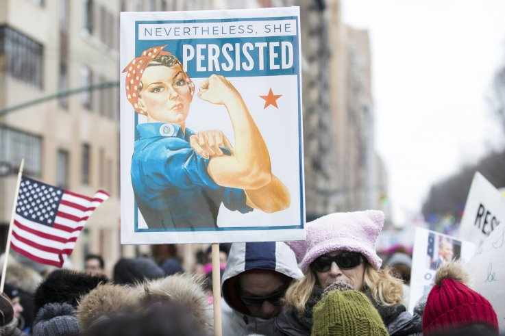 Womens History Month slideshow