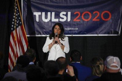 Tulsi Gabbard presidential bid