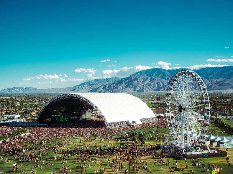 Coachella 2019 Atmosphere 18
