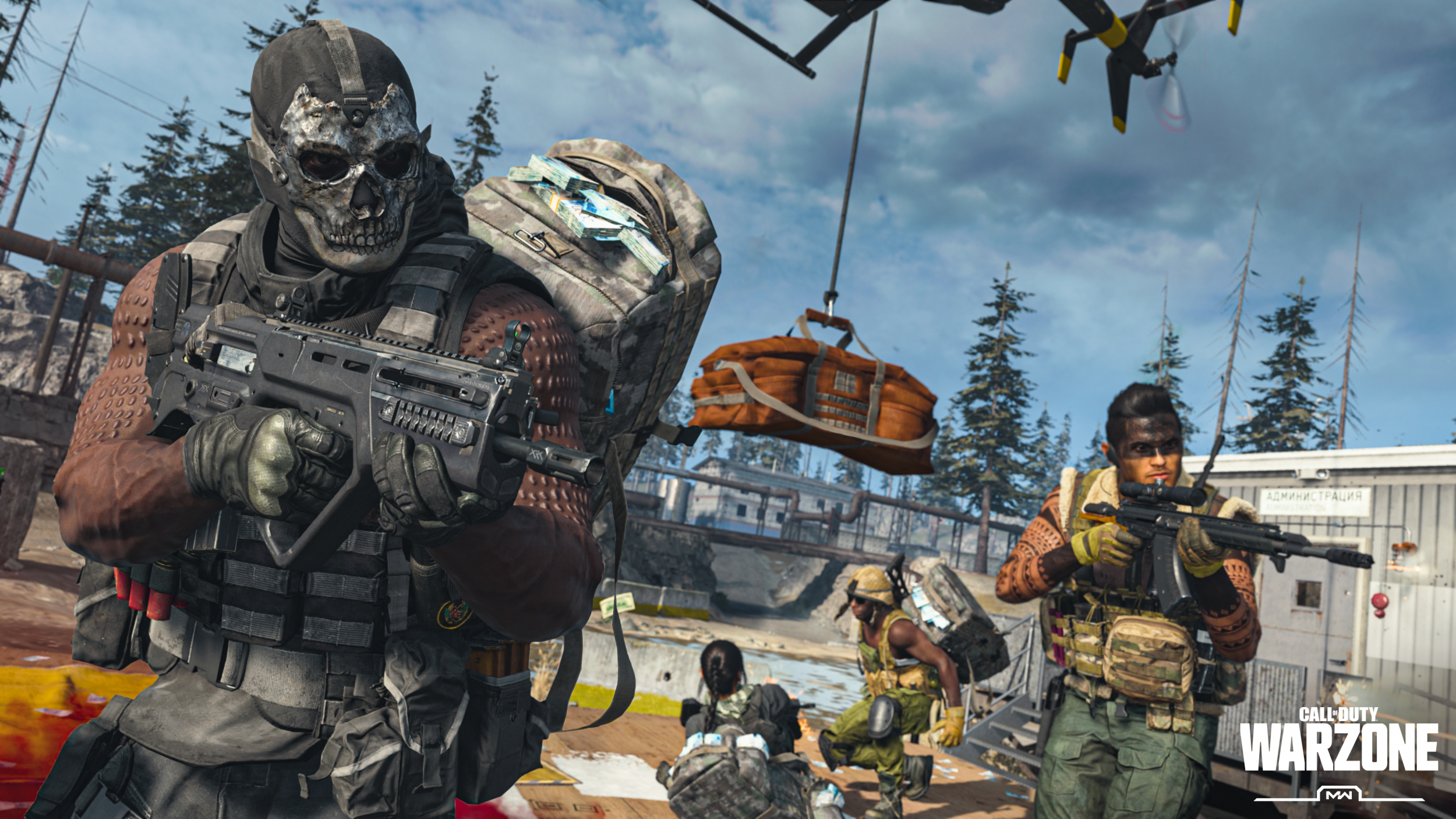 Call Of Duty Warzone How To Download For Free On Ps4 Xbox Pc