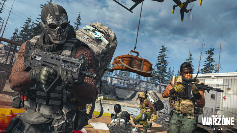 call of duty warzone how download