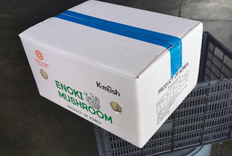 FDA Sun Hong Foods Inc. Enoki Mushrooms