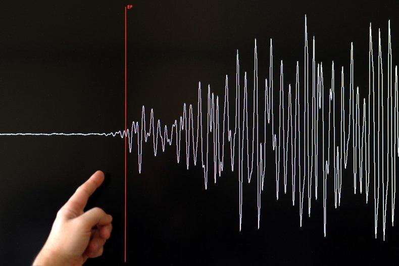 seismic graph