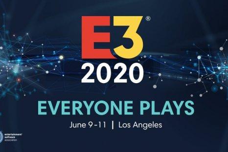e3 2020 logo date