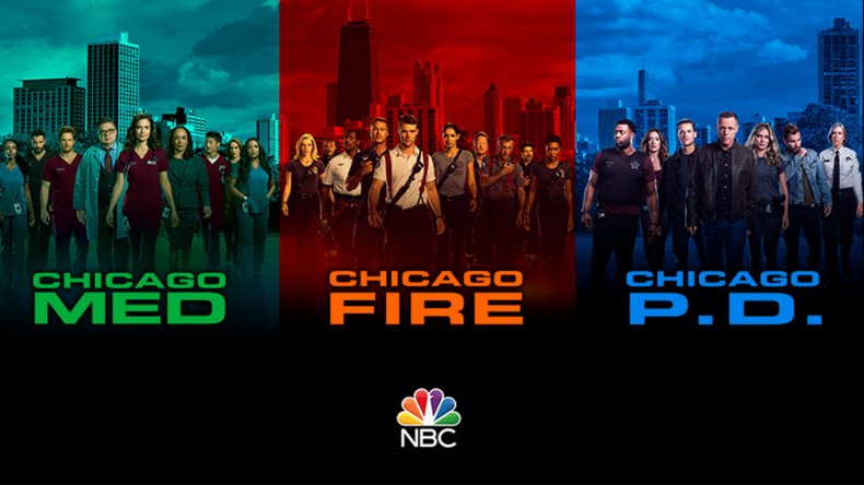 One Chicago Release Dates Why New Episodes Of Chicago Fire Hope And P D Are Not Airing This Week