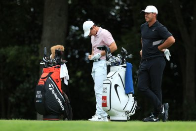 Brooks Koepka, Rory McIlroy