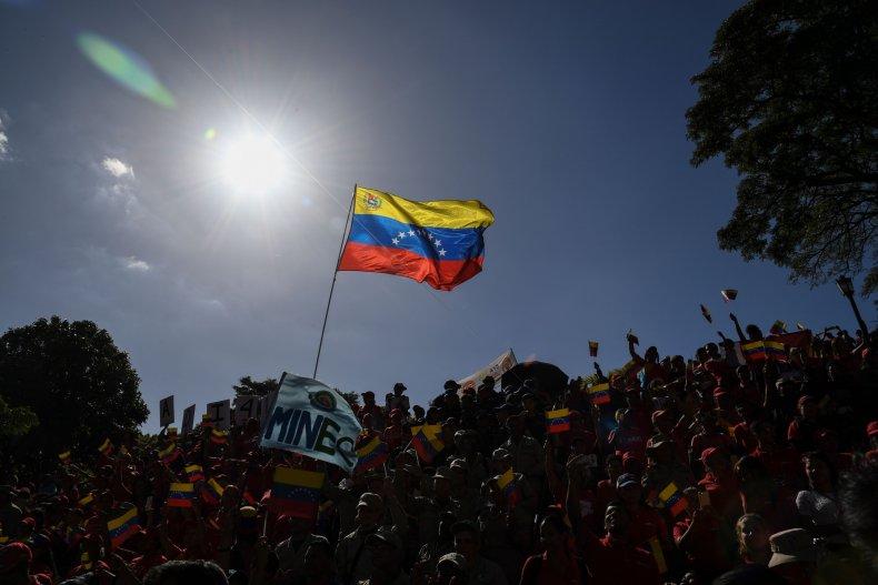 venezuela, maduro, sanctions, protest, guaido