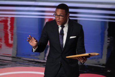 Don Lemon at CNN Debate