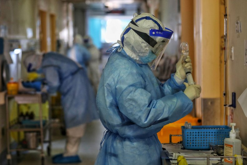 Whuna, China, Coronavirus, peak, announce, new, cases