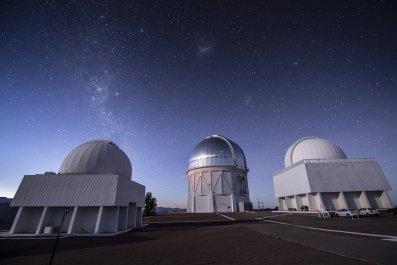 Cerro Tololo Inter-American Observatory