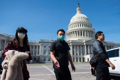 Republicans vote against coronavirus stimulus package