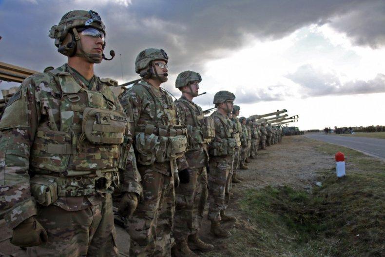 us, army, poland, nato, europe, defender