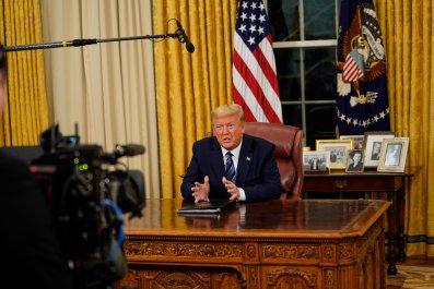 Trump Europe Travel Ban Coronavirus