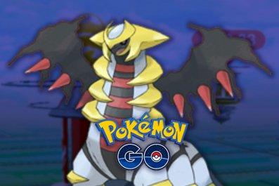 pokemon go giratina raid boss update