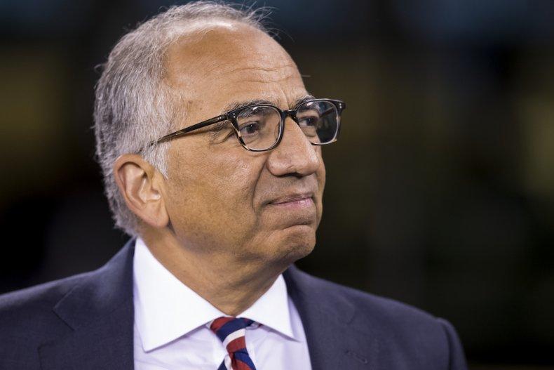 U.S. Soccer President Carlos Cordeiro