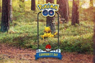 pokemon go abra community day event
